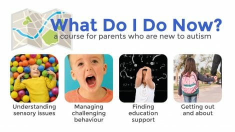 What Do I Do Now autism parenting course