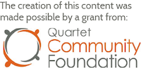 Thank you Quartet Foundation