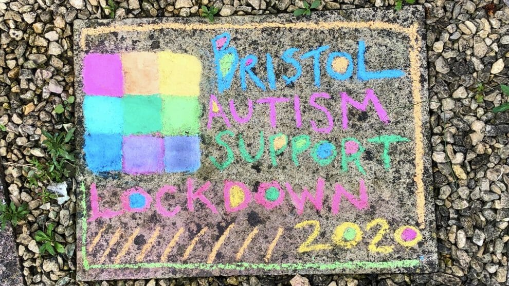 Bristol Autism Support lockdown 2020