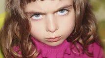Autistic girl with pathological demand avoidance