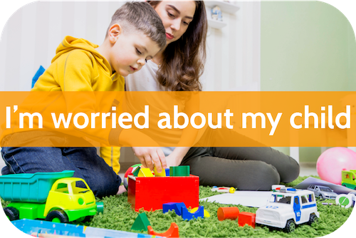 I am worried about my autistic child