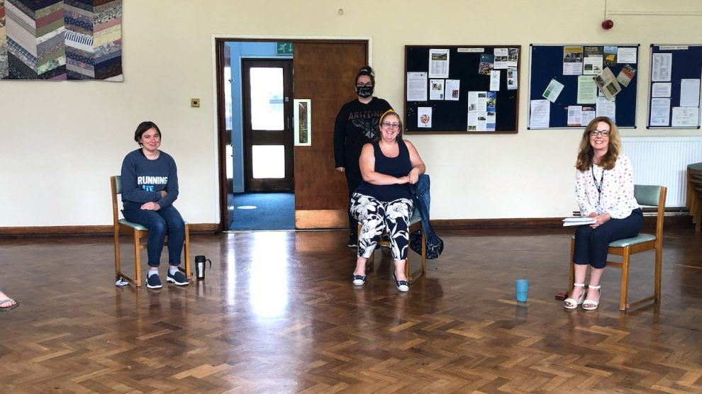 Bristol Autism Support group meeting
